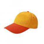 混色時尚棒球帽