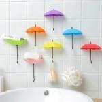 創意雨傘型掛鉤