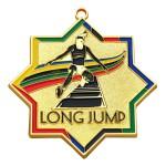 跳高跳遠獎牌