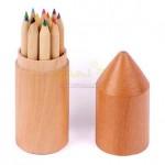 環保原木彩色鉛筆