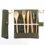 環保袋竹製餐具