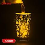 LED感應發光咖啡杯