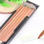 四色同芯彩色鉛筆